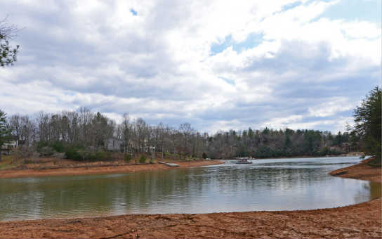 222340 Blairsville Lake Front Lot