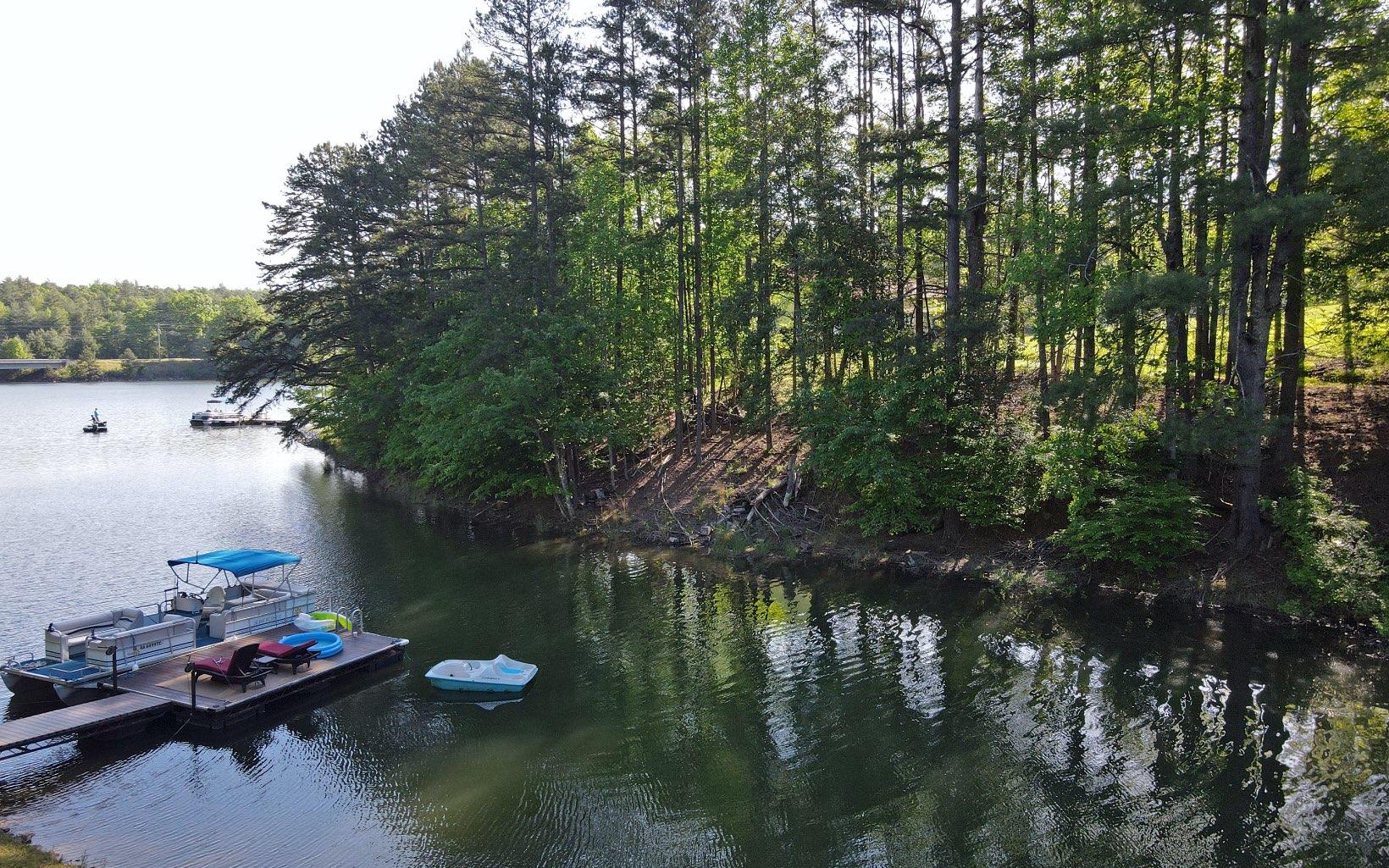 307344 Blairsville Lake Front Lot