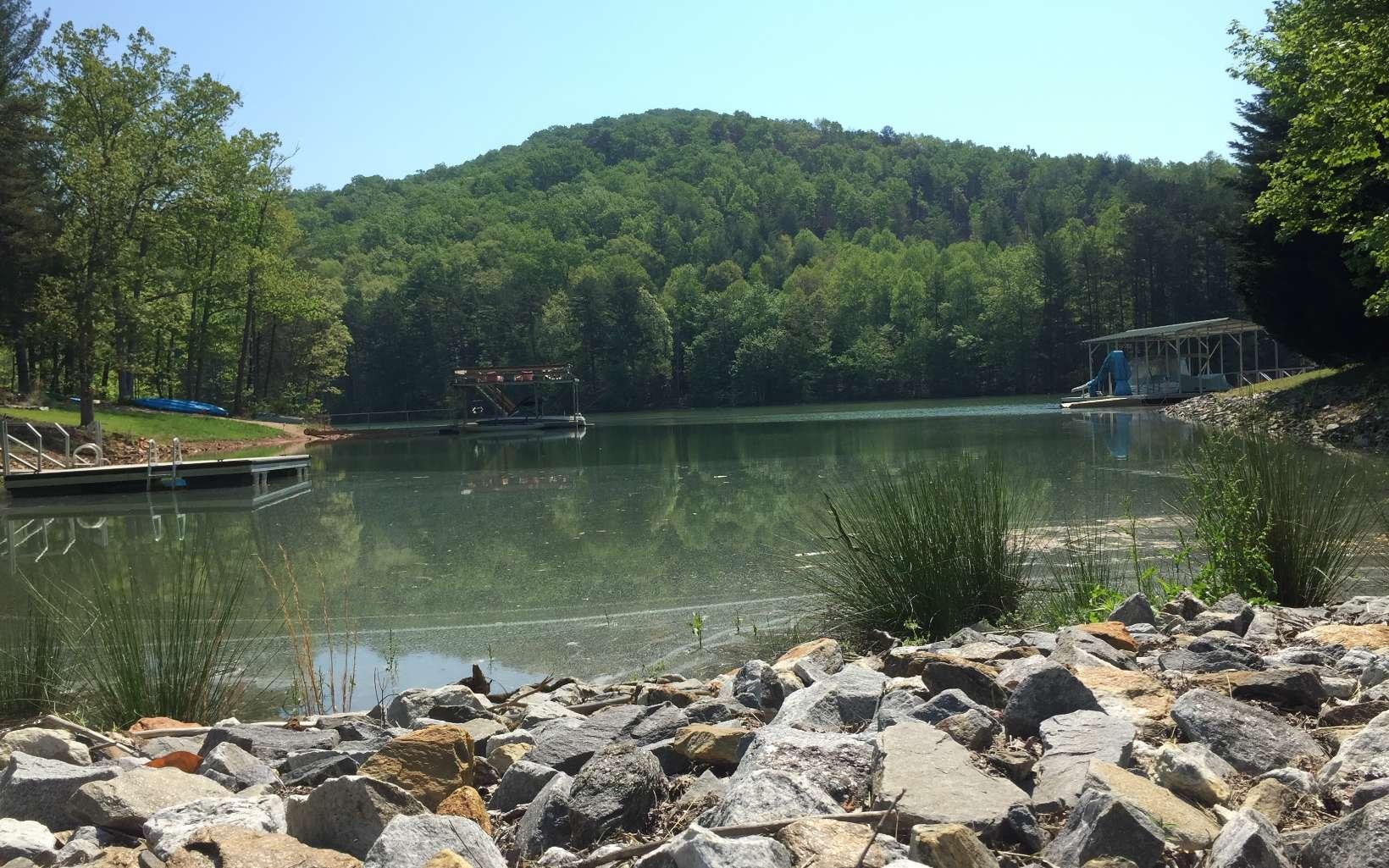 276845 Blairsville Lake Front Lot