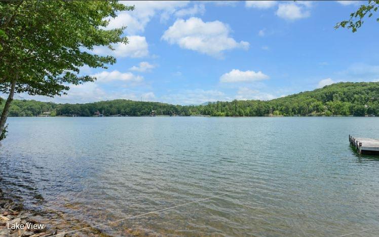 279149 Hiawassee Lake Front Lot