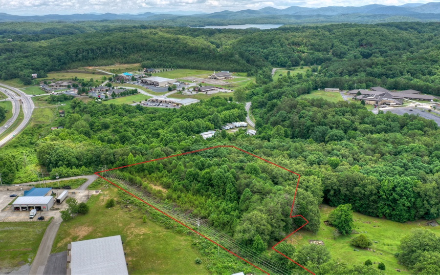 298449 Blue Ridge Commercial Lot