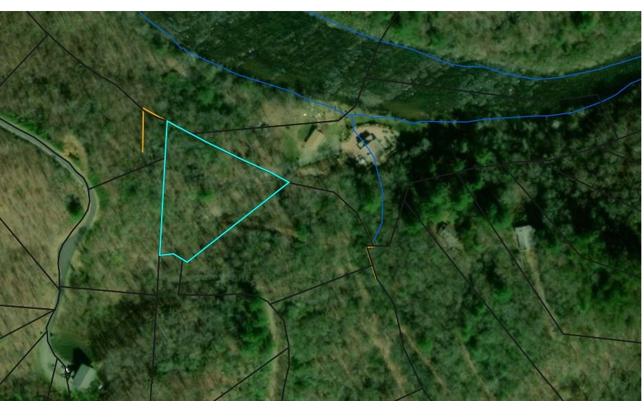 291353 Hayesville River Access Lot