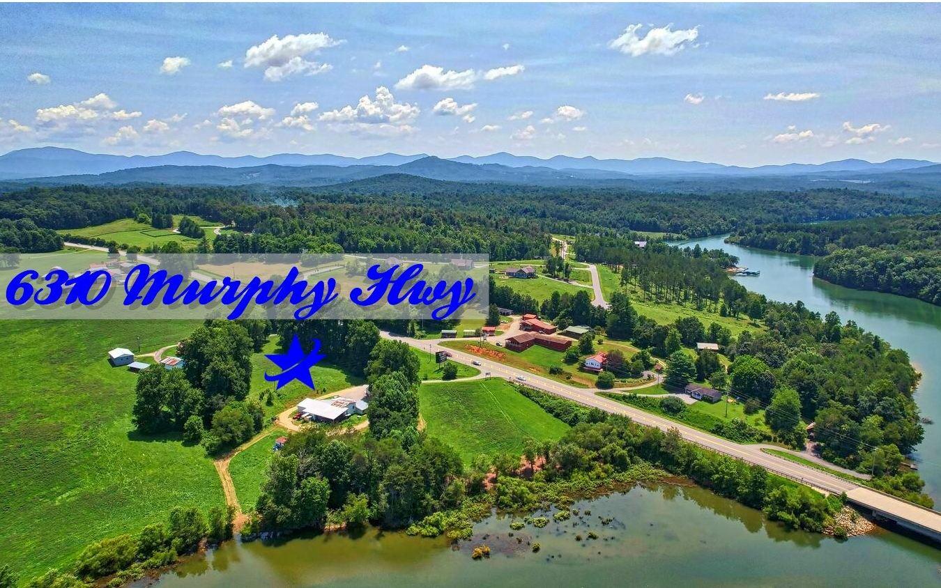 309154 Blairsville Lake Front Lot