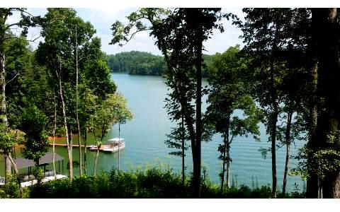 249955 Blairsville Lake Front Lot