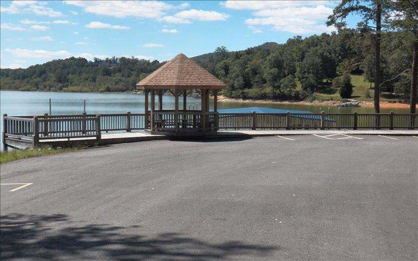 276355 Blairsville Lake Front Lot