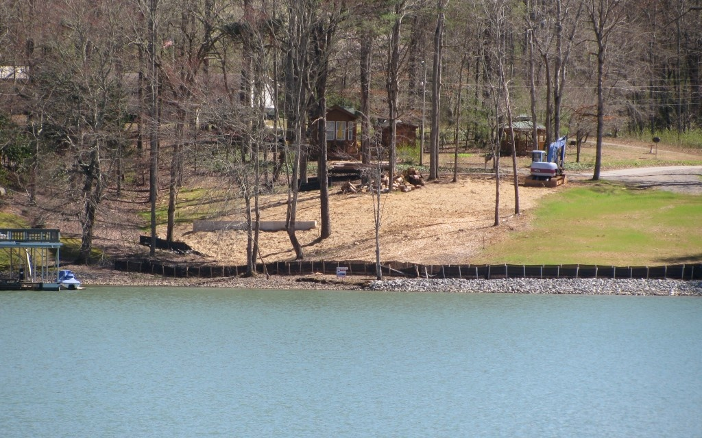 277657 Young Harris Lake Front Lot