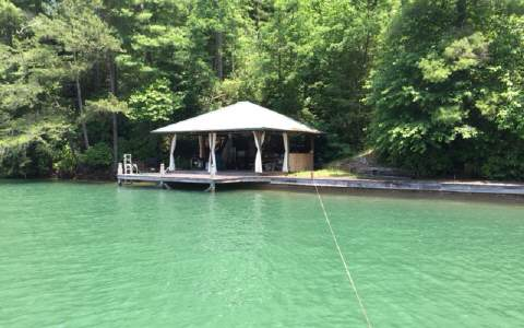 215560 Blue Ridge Lake Front Lot