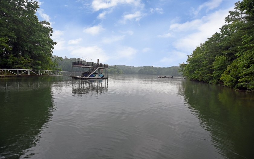 283560 Blairsville Lake Front Lot