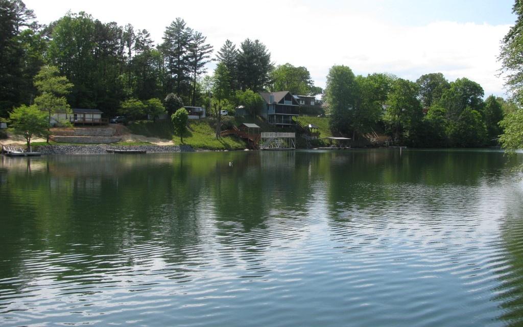 307160 Hayesville Lake Front Lot