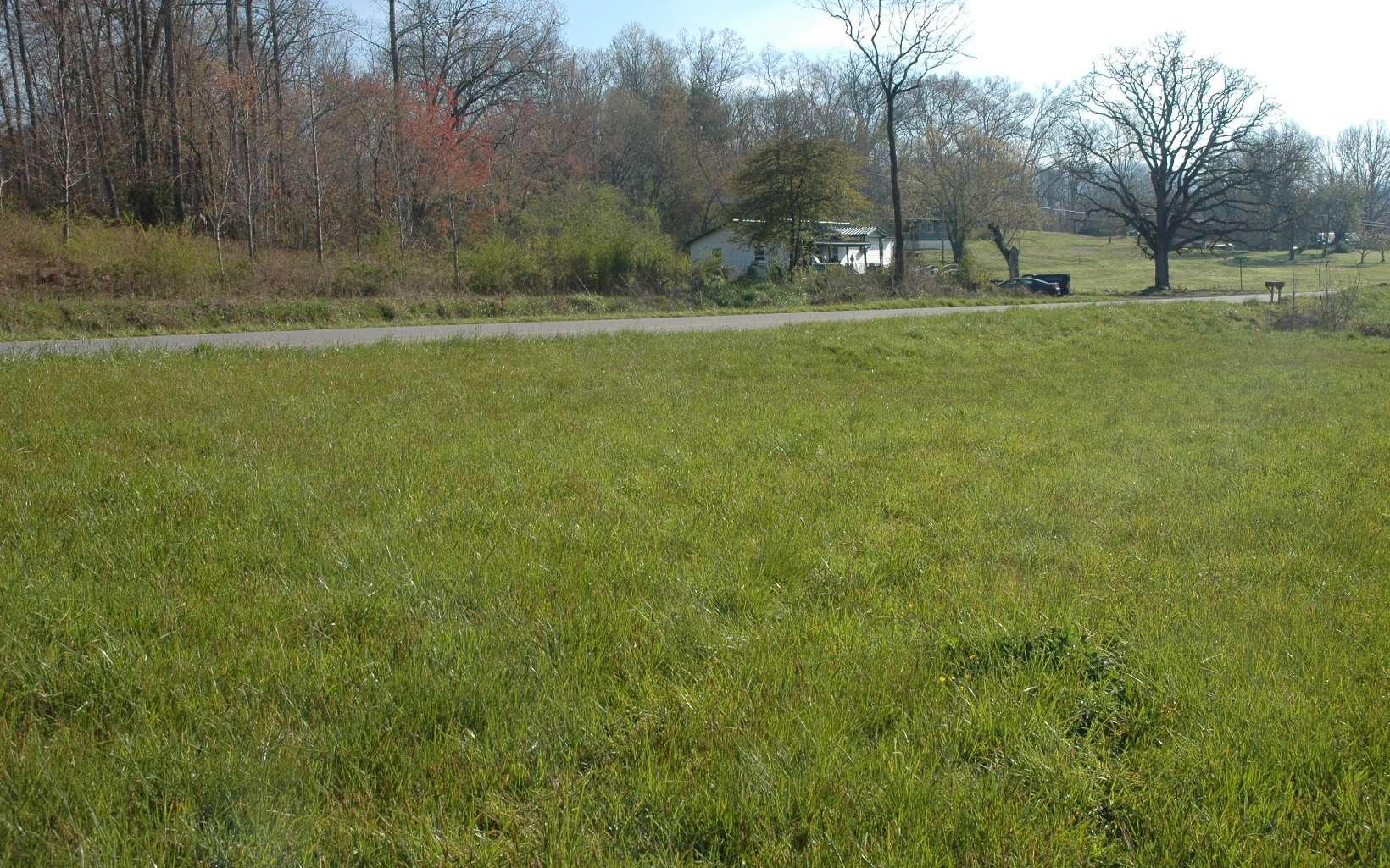 281763 Hayesville Lake Front Lot