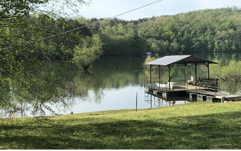 277664 Morganton Lake Front Lot