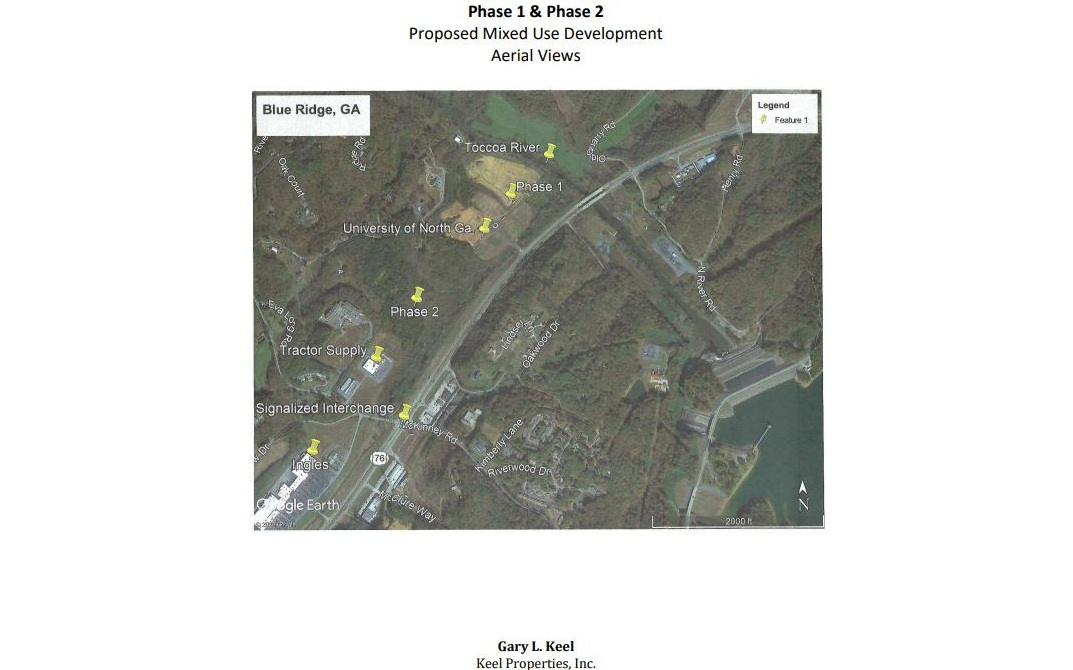 297664 Blue Ridge Commercial Lot