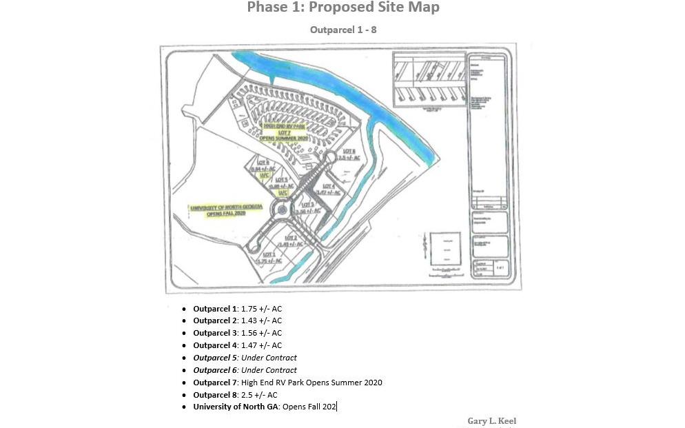 297664 Blue Ridge Commercial Lot