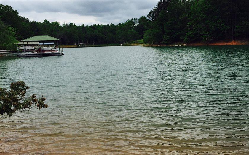 268465 Blairsville Lake Front Lot