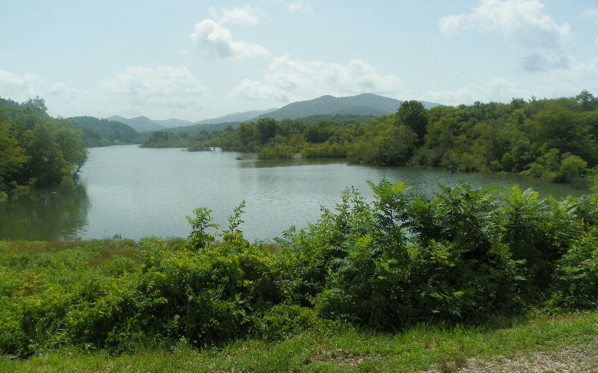265171 Hiawassee Lake Front Lot