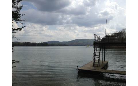 228072 Blue Ridge Lake Front Lot