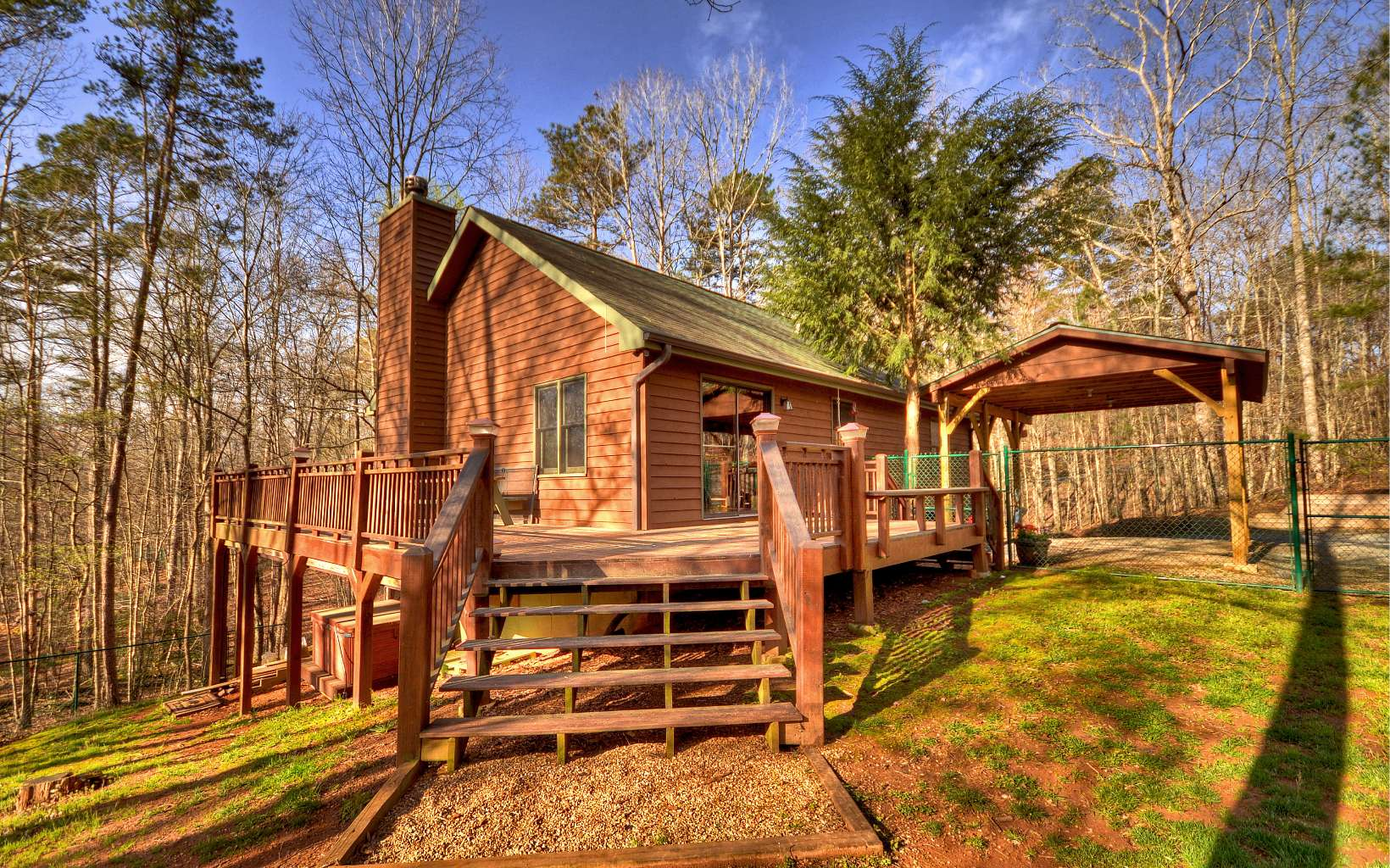 listingsmtnviewhomesellijay georgia mountain cabins view log north ellijay sale for
