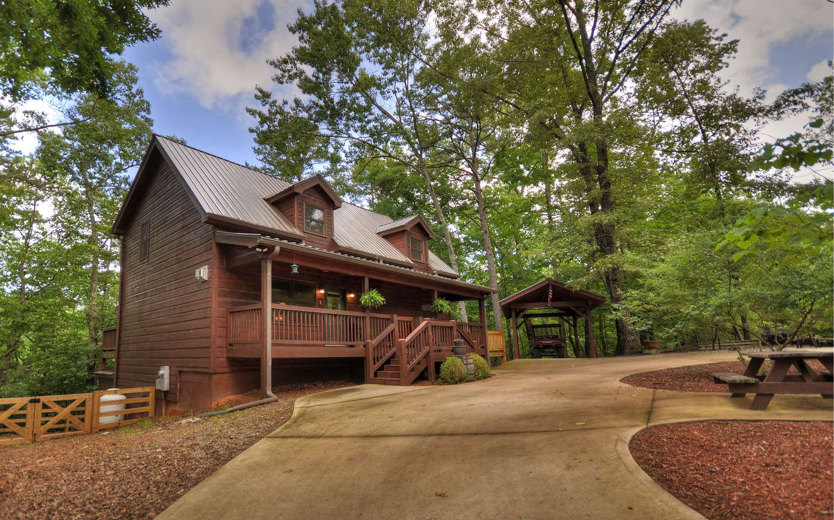 with lake cabin rentals luxury friendly cabins north by pet owner on mountain mountains tub georgia ga cheap hot
