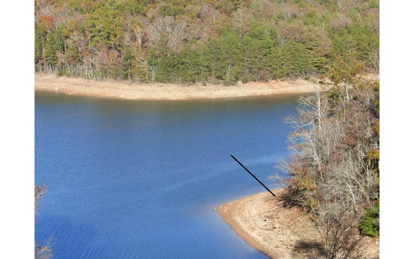 252576 Blairsville Lake Front Lot