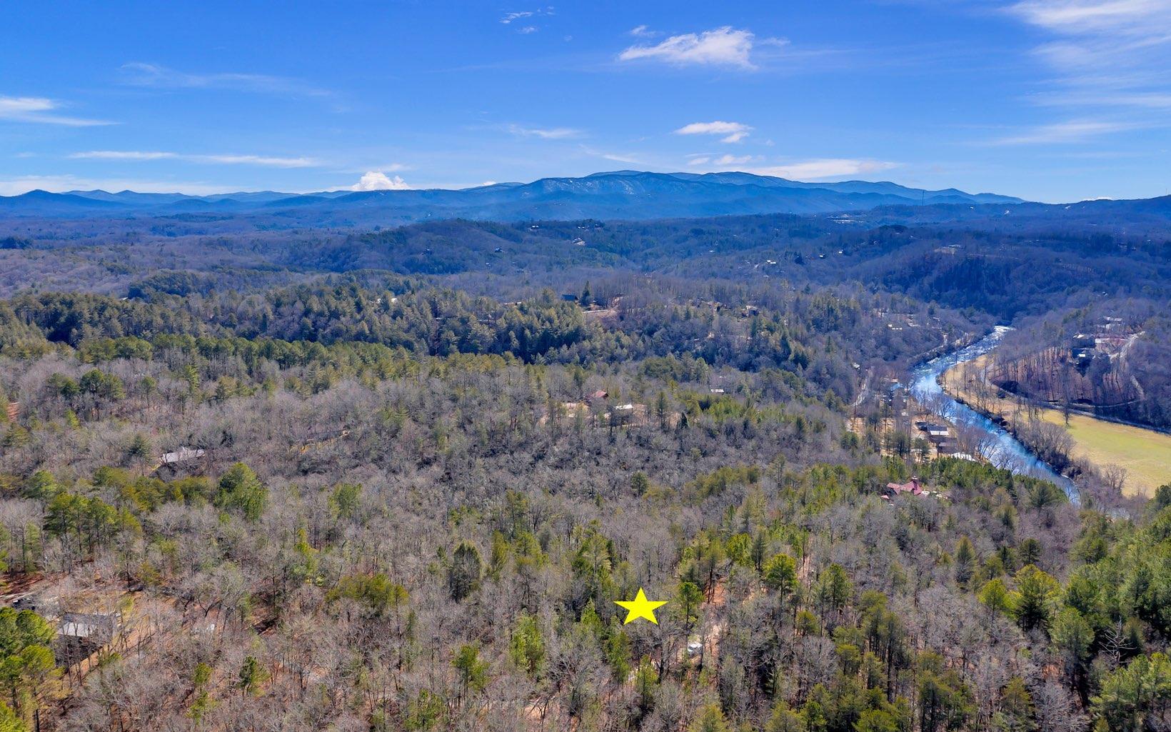 304281 Mineral Bluff River Access Lot