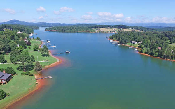 261986 Hiawassee Lake Front Lot