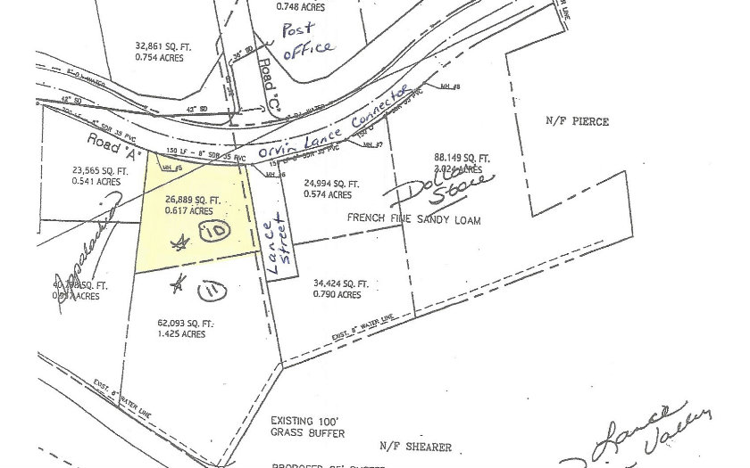 249187 Blue Ridge Commercial Lot