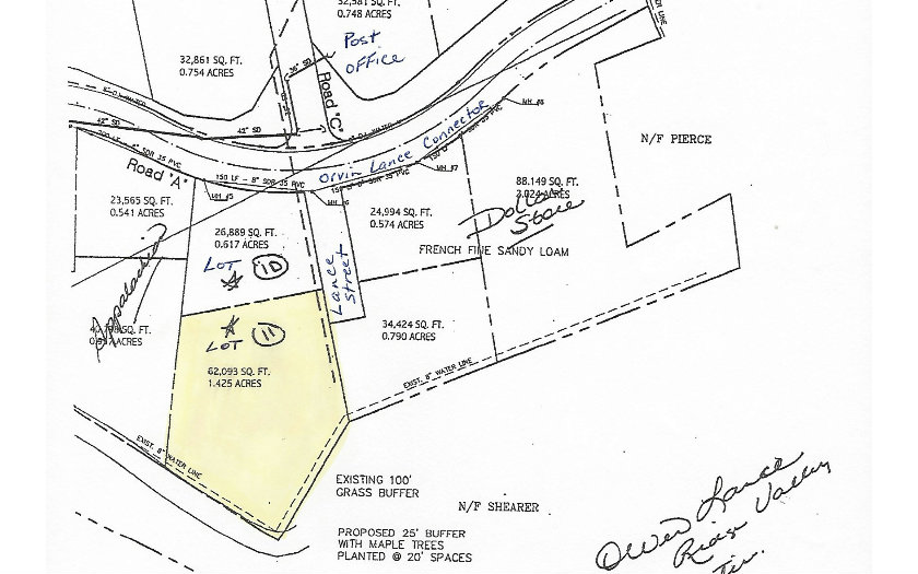 249188 Blue Ridge Commercial Lot
