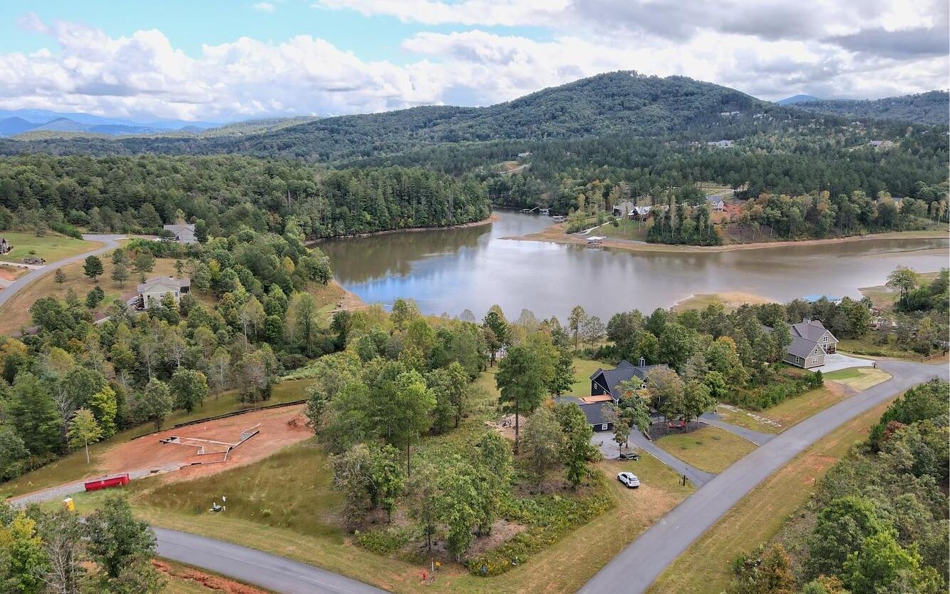 311089 Blairsville Lake Front Lot