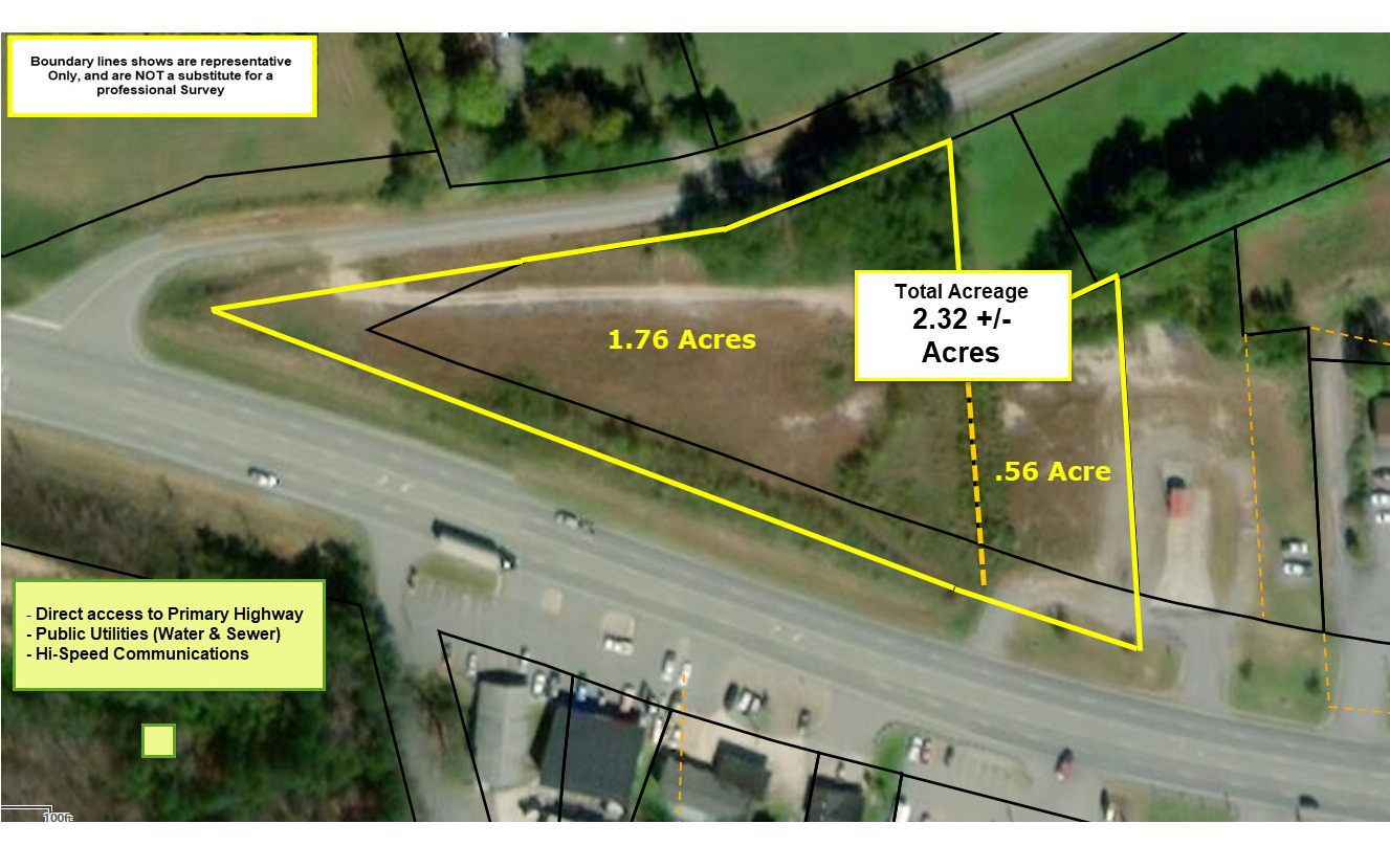 281890 Hayesville Commercial Lot