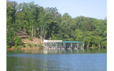224697 Morganton Lake Front Lot