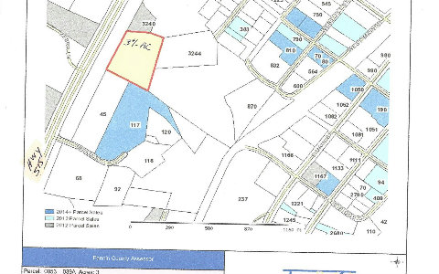 245297 Blue Ridge Commercial Lot