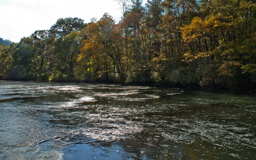 262697 Hayesville River Front