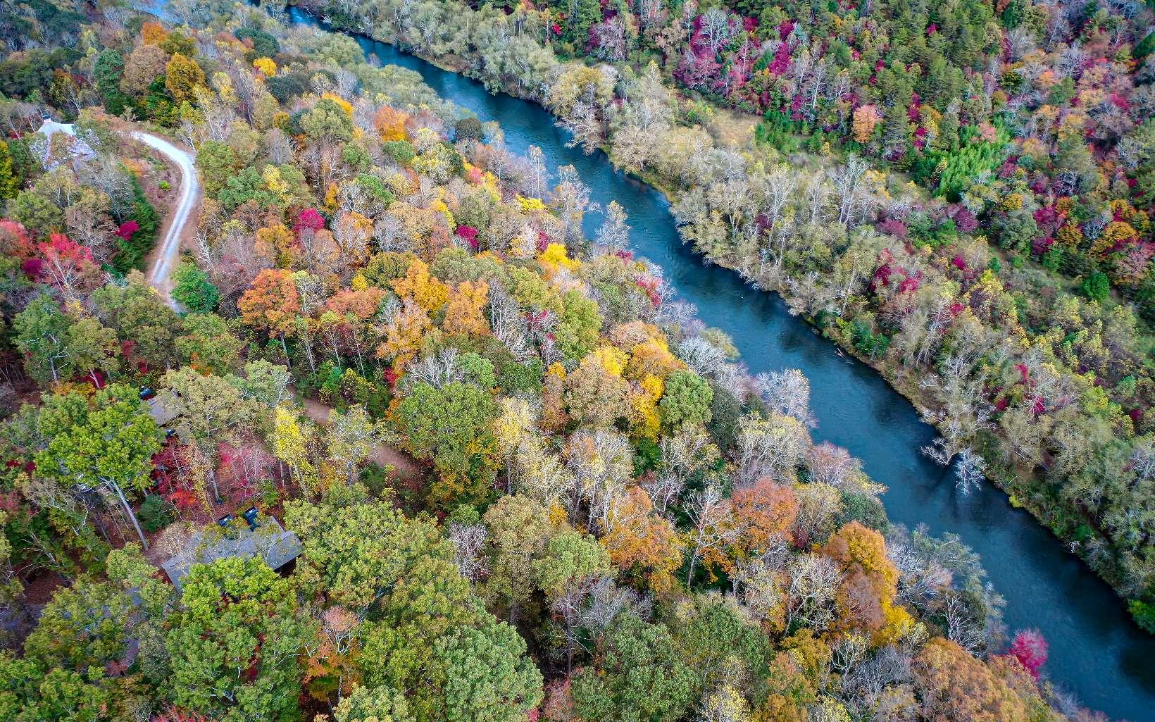 309597 Blue Ridge River Access Lot