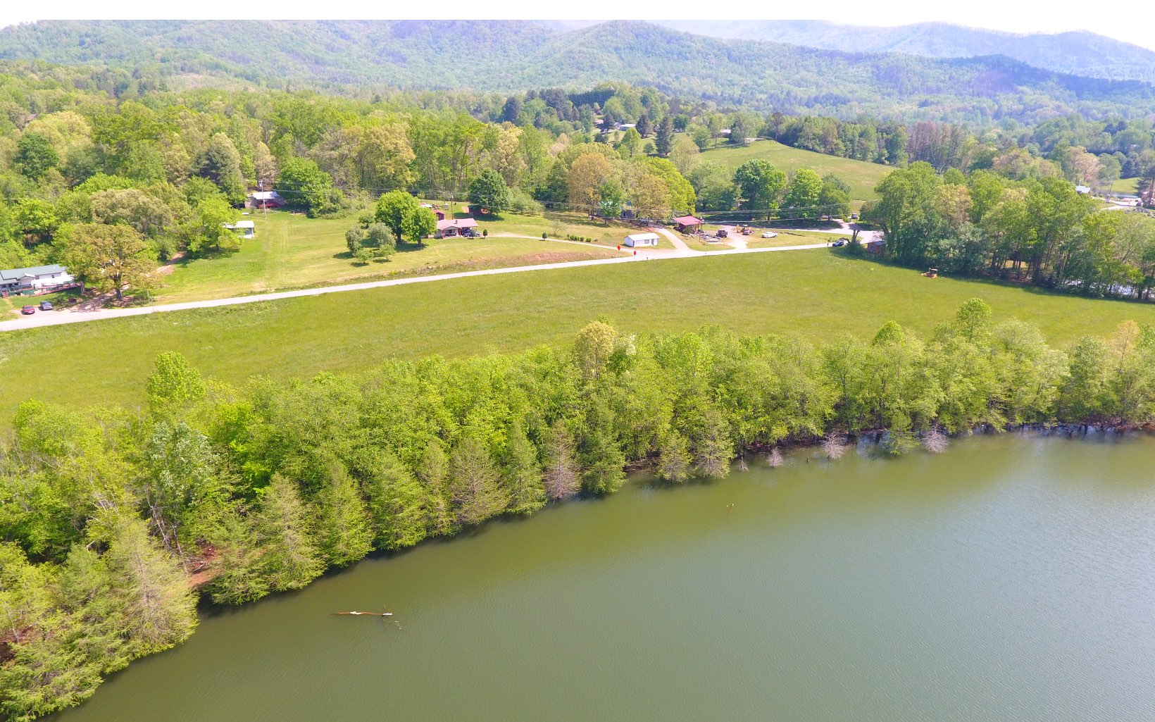 288299 Hayesville Lake Front Lot