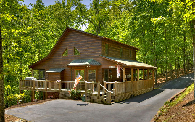 237801 blue ridge residential for Cabins for sale blue ridge mountains