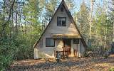This Cabin is nested just above Fightingtown trout stream,sit on your...